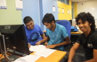 Computing Science Students Participate in Programming Contest